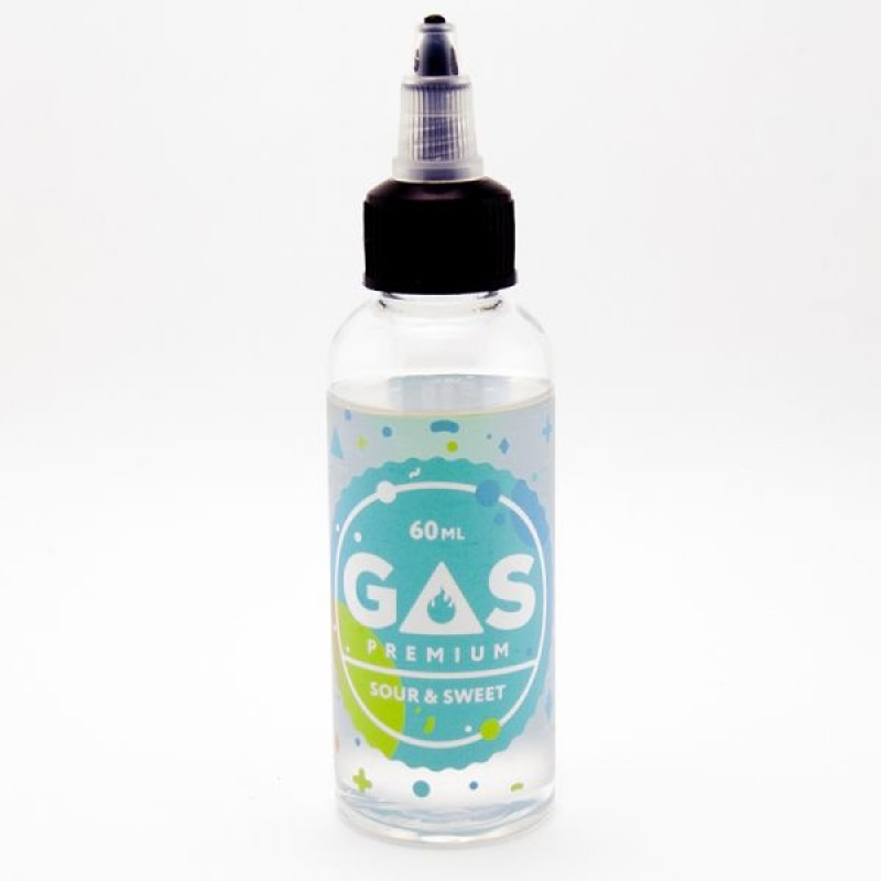 GAS Sour&Sweet 60ml